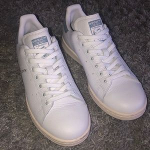 White and cloud Adidas Stan Smith